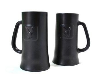 2 Vintage Playboy Bunny Mugs