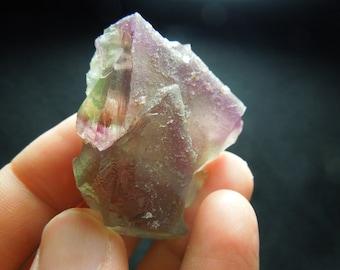 Bi-Colored Fluorite, Cooks Peak, New Mexico