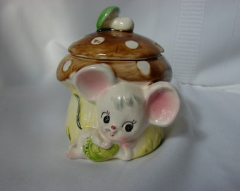 Lefton Mouse Etsy