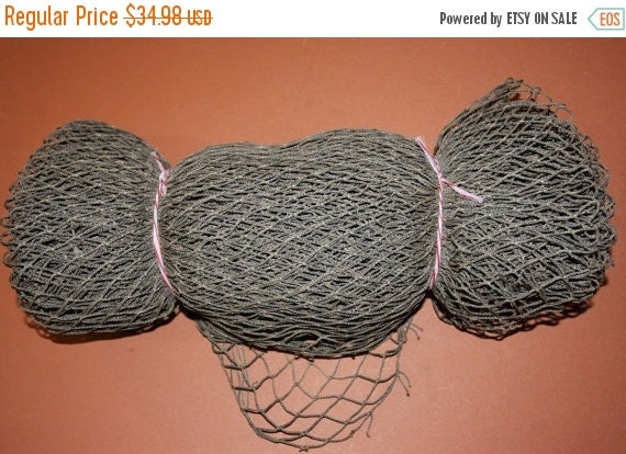 On sale 1 large commercial fishing net free by runningtide for Commercial fishing nets for sale