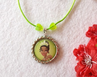 10 Tiana Necklaces Party Favors.