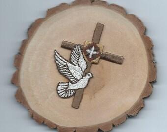 Holy Spirit and Cross