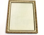 Ornate Metal Frame, Vintage Antique Gold Tone 8 x 10 Photo Picture Portrait Frame, Wedding Wall Mount/Easel Table Top Decor itsyourcountry