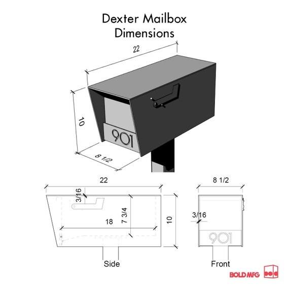 the dexter mailbox the dexter mailbox â—…