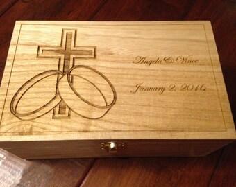 Wedding Memory Box