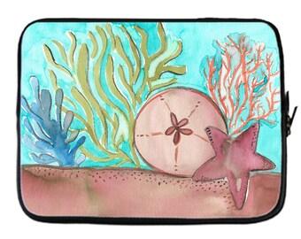 Sea Life - Neoprene Laptop cover in 5 sizes