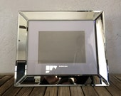 Reserved for Erstock Vintage Mirrored Picture Frame