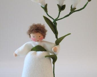 Freesia - Flower Child - Waldorf  Inspired - Nature Table