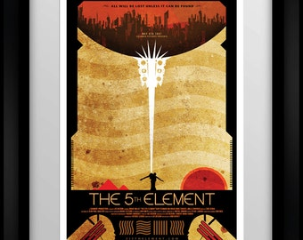 The 5th Element - Poster