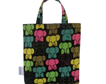 Elephant Fabric Party Bag