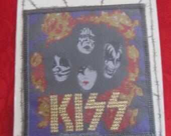 Vintage KISS Patch