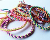 10pcs  3.5mm Thickness Elastics Pony O Ring  Bracelet  Hairband No Ouch Painless