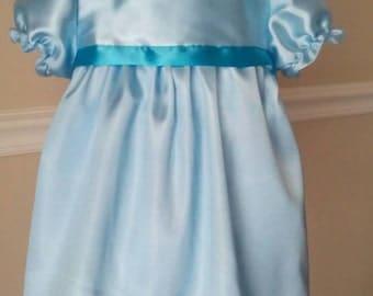 Wendy Darling Baby Dress 0-6 Months