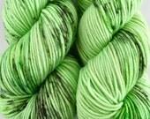 SALE | superwash {worsted} | MUTANT | ready to ship | hand dyed yarn | superwash merino