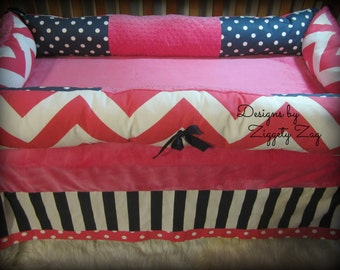 Baby bedding, Crib Bedding, Geometric Baby crib Bedding, Nursery Bedding, Modern baby