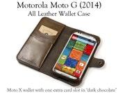 Moto G 2014 (2nd Gen) Lea...