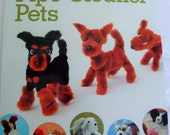 Making Pipe Cleaner Pets book by Boutique-Sha Pipe Cleaner Dog Craft Book Boston Terriers Toy Poodles Pugs Many Breeds