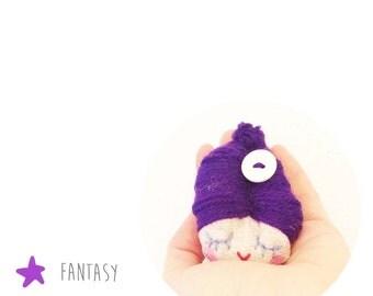 Claratterina violet - fantasy
