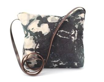 SALE! Sling Bag - Natural Dyed