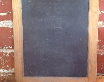 Vintage Slate Board