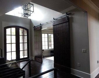 ATLANTA Custom Barn Doors - Interior Barn Door, Factory Industrial Barn Doors - Standard