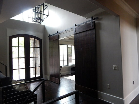 Items Similar To Atlanta Custom Barn Doors Interior Barn