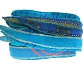 Silk Bracelet Ribbon, W542