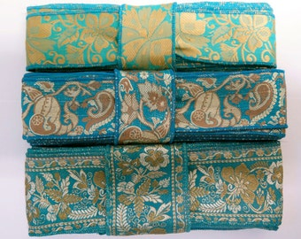 Silk Sari borders, Sari Trim SR475
