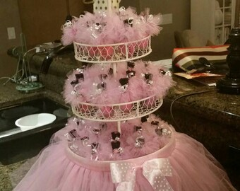 10 Tutus 12.50 & FREE domestic Shipping/ glitter /Engagement/Baby shower/Weddings