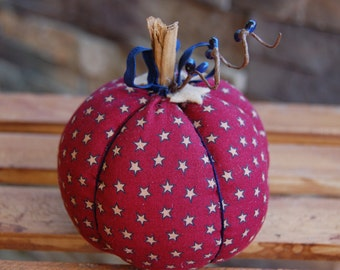 Americana mini pumpkin