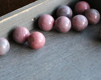 20 mm Rhodonite Stone Sphere S87