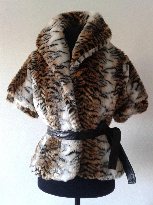 Custom Purple Faux Fur Coat - YouTube