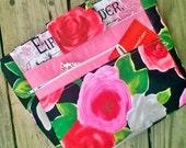 Planner Pouch Planner Accessories Planner Bag Planner Case Planner Cover Erin Condren Pencil Pouch Planner Supplies Pencil Case Zipper Pouch