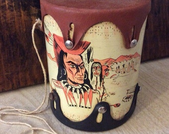 Native American Toy Drum