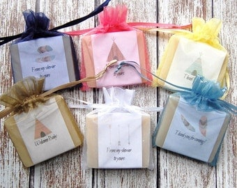 Modern Tribal Aztec Soap Favors Baby Bridal Shower