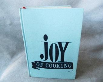 Vintage hardback Joy of Cooking cookbook