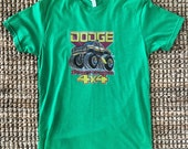 Vintage Dodge Powerwagon 4x4 - Men's Medium Shirt