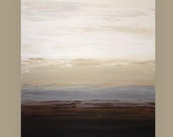 "Abstract Painting, Acrylic Art, Art Painting,Modern Painting,Acrylic on Canvas by Ora Birenbaum, Tres Chic 3 30X40X1.5"""