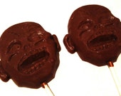 Walking Dead Chocolate Zombies