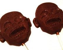 Walking Dead Chocolate Zombies