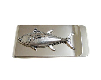 Tuna Fish Money Clip