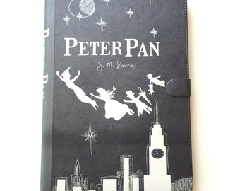 Peter Pan Book iPad, iPad mini, iPad Air, iPad Pro case
