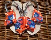 Finding Nemo Toddler Flip Flop Sandals sizes