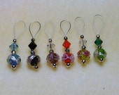 NEW! Multicolored, Foiled & Silver Size 13 Snag Free Stitch Markers