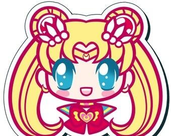Sailor Moon Sticker - 3 Inch