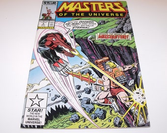 Masters of the Universe No.8 (1987)