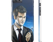 Phone Case of The Tenth Doctor from Doctor Who