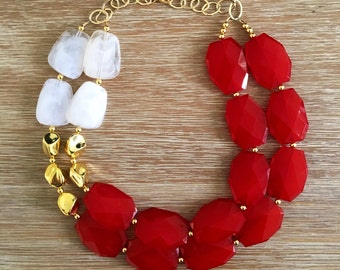 The Cherry Jubilee Necklace