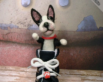 "Shop ""boston terrier gifts"" in Sculpture"