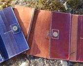 Long Wallet - Handmade Leather Wallet